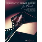 Romantic Movie Music for Piano -    Various (Piano)  - Hal Leonard. Softcover Book