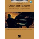 Classic Jazz Standards - Eugenie Rocherolle    (Piano) The Eug̩nie Rocherolle Series - Hal Leonard. Softcover/CD Book