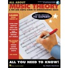 All About Music Theory -  Mark Harrison   ()  - Hal Leonard. Sftcvr/Online Audio Book