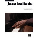 Jazz Ballads - Brent Edstrom   Various () Jazz Piano Solos Series - Hal Leonard. Softcover Book