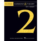Hal Leonard Harmony & Theory - Part 2: Chromatic -  George Heussenstamm   ()  - Hal Leonard. Softcover Book