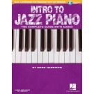 Intro to Jazz Piano -  Mark Harrison   (Keyboard|Piano) Hal Leonard Keyboard Style Series - Hal Leonard. Softcover/CD Book