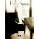 Piano Songs -    Various (Piano)  - Hal Leonard. Softcover Book