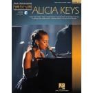 Alicia Keys -  Alicia Keys   (Piano) Piano Play-Along - Hal Leonard. Softcover/CD Book