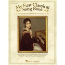 My First Classical Songbook -    Various (Piano) My First Songbook - Hal Leonard. Softcover Book