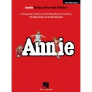 Annie Vocal Selections - Deluxe Souvenir Edition -    Charles Strouse|Martin Charnin (Piano|Vocal)  - Hal Leonard. Softcover Book