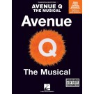 Avenue Q - The Musical -    Jeff Marx|Robert Lopez (Piano|Vocal)  - Hal Leonard. Softcover Book