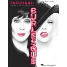 Burlesque -  Cher | Christina Aguilera   (Piano|Vocal)  - Hal Leonard. Softcover Book