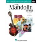 Play Mandolin Today! DVD -  Doug Baldwin   (Mandolin) Play Today Instructional Series - Hal Leonard. DVD Book