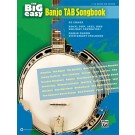 The Big Easy Banjo Tab Songbook -  Various  Various (Banjo)  - Hal Leonard. Softcover Book
