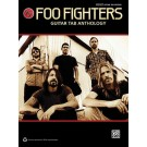 Foo Fighters - Guitar Tab Anthology -  Foo Fighters   (Guitar) Guitar Recorded Version - Alfred Music. Softcover Book