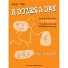 A Dozen a Day Book 2 -  Edna Mae Burnam   (Piano) A Dozen a Day - Willis Music. Softcover Book