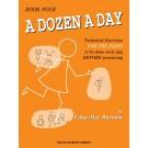 A Dozen a Day Book 4 -  Edna Mae Burnam   (Piano) A Dozen a Day - Willis Music. Softcover Book