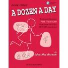 A Dozen a Day Book 3 - Book/CD Pack -    Edna Mae Burnam (Piano) A Dozen a Day - Willis Music. Softcover/CD Book
