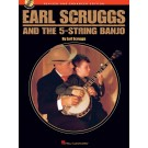 Earl Scruggs and the 5-String Banjo -  Earl Scruggs   (Banjo)  - Hal Leonard. Softcover/CD Book