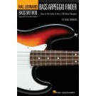 Bass Arpeggio Finder -  Various Authors   (Bass Guitar) Hal Leonard Bass Method - Hal Leonard. Softcover Book