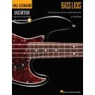 Bass Licks -  Ed Friedland   (Bass Guitar) Hal Leonard Bass Method - Hal Leonard. Softcover/CD Book