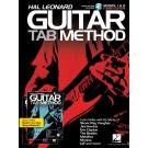 Hal Leonard Guitar Tab Method - Books 1 & 2 Combo Edition -  Jeff Schroedl   (Guitar) Hal Leonard Guitar Tab Method - Hal Leonard. Sftcvr/Online Audio Book