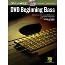 Beginning Bass - At a Glance -  Various   (Bass Guitar) At a Glance - Hal Leonard. Softcover/DVD Book