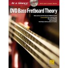 Bass Fretboard Theory - At a Glance -  Various   (Bass Guitar) At a Glance - Hal Leonard. Softcover/DVD Book