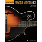 Hal Leonard Mandolin Method -  Rich DelGrosso   (Mandolin)  - Hal Leonard. Softcover Book