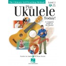 Play Ukulele Today! -  Barrett Tagliarino   (Ukulele) Play Today Instructional Series - Hal Leonard. Sftcvr/Online Audio Book