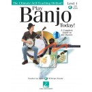 Play Banjo Today! Level One -  Colin O'Brien   (Banjo) Play Today Instructional Series - Hal Leonard. Sftcvr/Online Audio Book