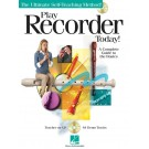 Play Recorder Today -  Various   (Recorder) Play Today Instructional Series - Hal Leonard. Sftcvr/Online Audio Book