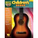 Children's Songs -  Various   (Ukulele) Ukulele Play-Along - Hal Leonard. Softcover/CD Book