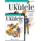 Play Ukulele Today! Beginner's Pack -  Barrett Tagliarino   (Ukulele) Play Today Instructional Series - Hal Leonard. Sftcvr/Online Audio Book