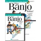 Play Banjo Today! Beginner's Pack -  Colin O'Brien   (Banjo) Play Today Instructional Series - Hal Leonard. Softcover/CD/DVD Book