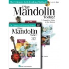 Play Mandolin Today! Beginner's Pack -  Doug Baldwin   (Mandolin) Play Today Instructional Series - Hal Leonard. Softcover/CD/DVD Book