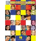 100 Songs for Kids -    Various (Guitar)  - Hal Leonard. Softcover Book