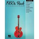 1950s Rock -  Various   (Guitar)  - Hal Leonard. Softcover Book