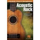 Acoustic Rock -    Various (Ukulele) Ukulele Chord Songbook - Hal Leonard. Softcover Book