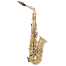 GRASSI GRAS20SK Student Alto Sax Lacquered High F# With Back Pack Case, Lyre & Tuner