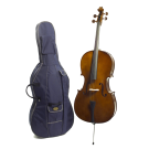 Stentor Student I 3/4 Size Cello Outfit in Antique Chestnut