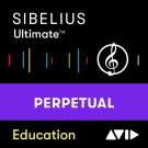Avid Sibelius Ultimate Full Version - Notation Software Teacher / Student Edition