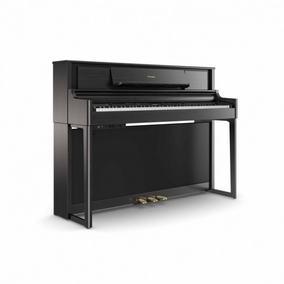 Roland LX705 PureAcoustic Digital Piano in Charcoal